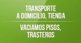 Banner transporte domicilio